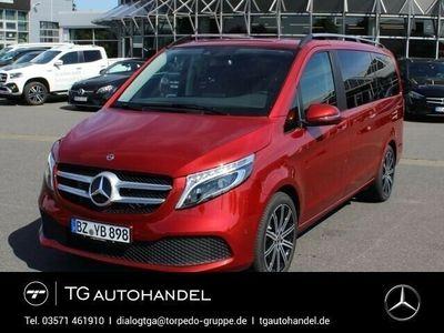 gebraucht Mercedes 300 VEDITION L+19''LMR+SPORT+LED+AHK+7-SITZE+DA