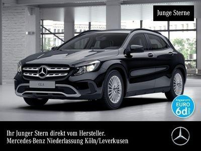 gebraucht Mercedes GLA180 Kamera Navi PTS Sitzh Temp