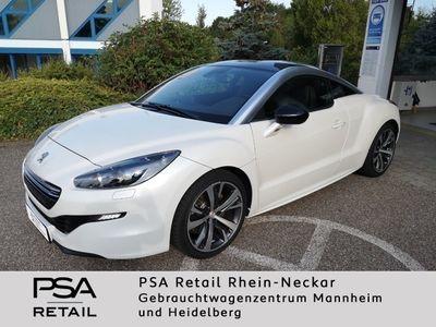 gebraucht Peugeot RCZ GT-Line 1.6 THP 200*Navi*SH*19 Zoll*