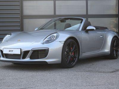 gebraucht Porsche 911 Carrera GTS 991 (911)Cabriolet | Liftsystem |