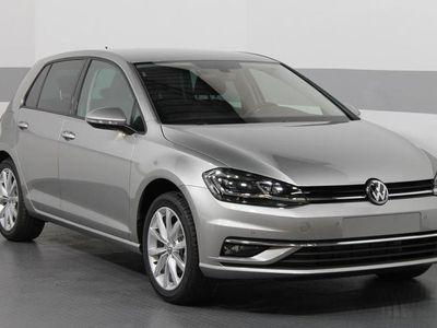 gebraucht VW Golf Highline DSG NAVI LED ErgoActive SHZ DAB ParkPilot ACC