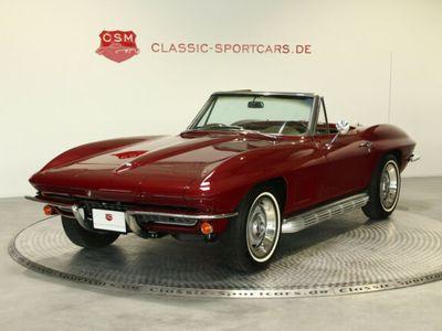 gebraucht Corvette C2 Matching Number Classic Data 1-