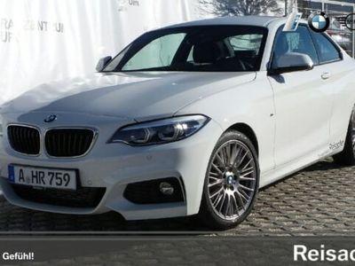 gebraucht BMW 220 d Coupé M-Sportpaket,Navi,LED Scheinwerfer,SH