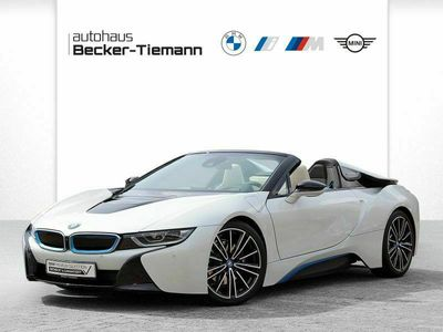 gebraucht BMW i8 Roadster / Surround View / Head-Up / HK-HiFi