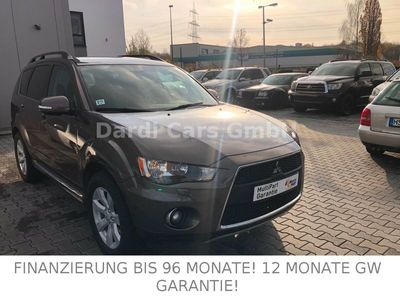 gebraucht Mitsubishi Outlander 2.4 4WD Autom./T.Leder/Navi+/LPG-Gas! als SUV/Geländewagen/Pickup in Troisdorf (10 km Köln-Bonn Airport)
