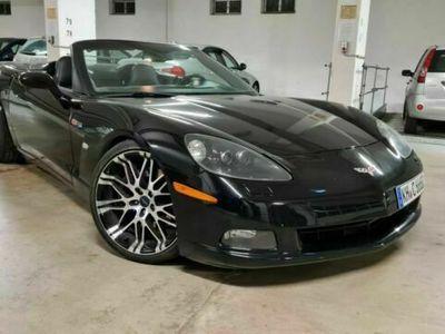 gebraucht Corvette C6 Cabrio Schalter