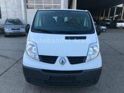 gebraucht Renault Trafic 2,4 Lang