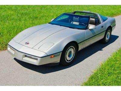 gebraucht Corvette C4 Targa 5,7l TPI H-Zulassung Glasdach Klima