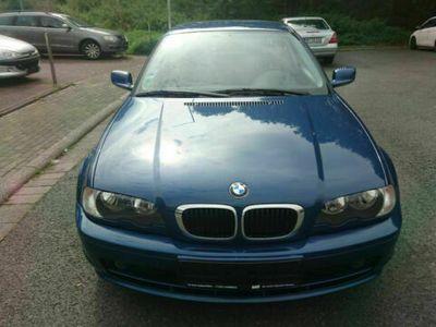 gebraucht BMW 318 3 CoupeCi*AUS 1 HAND*SERVO*KLIMA*TÜV NEU* als Sportwagen/Coupé in Recklinghausen
