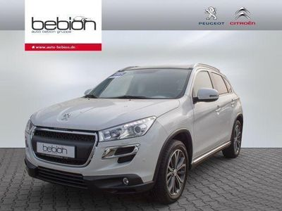 gebraucht Peugeot 4008 HDI FAP 150 Stop & Start Allure Navi Xenon
