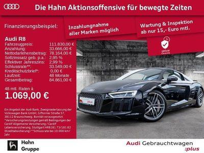 gebraucht Audi R8 Coupé V10 plus B&O Sportabgas Keramik LED Kam