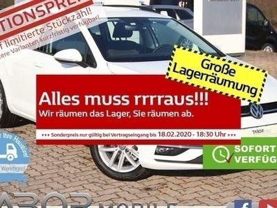 gebraucht VW Golf Variant 1.5 TSI 150 DSG CL Nav PDC SHZ ACC