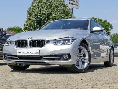 gebraucht BMW 320 i Limousine Sport Line