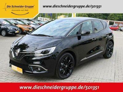 gebraucht Renault Scénic BLACK EDITION TCe 160 GPF KLIMA NAVI ALU