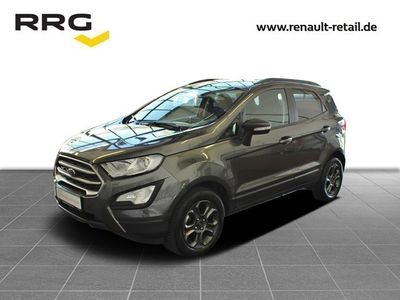 gebraucht Ford Ecosport 1.0 Cool&Connect