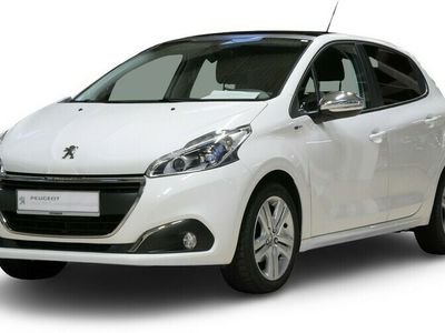 gebraucht Peugeot 208 208 1.2 PureTech 82 Style Pano Navi PDC Bluetoot