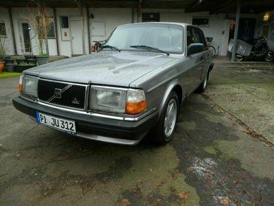 gebraucht Volvo 240 GL, originaler Sammlerzuzstand, ...