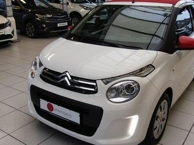 gebraucht Citroën C1 1.0 VTi Airscape Feel Edition (Euro6)