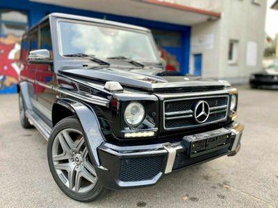 gebraucht Mercedes G55 AMG G -Modell StationAMG Kompressor