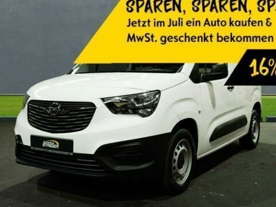 gebraucht Opel Combo Cargo 1.2 Selection L1H1+Einparkhilfe+