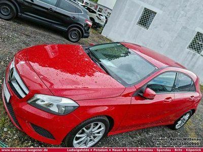 gebraucht Mercedes A180 BE SITZHEIZUNG PARKTRONIC