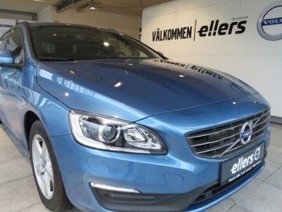 käytetty Volvo V60 D5 Linje Business +Navi+BLIS+Alarm+Glasd+CAM