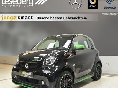 gebraucht Smart ForTwo Electric Drive Pano.-Dach/Sitzhzg.