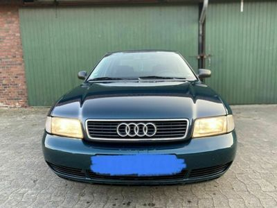 gebraucht Audi A4 1,6 tüv bis 3/21