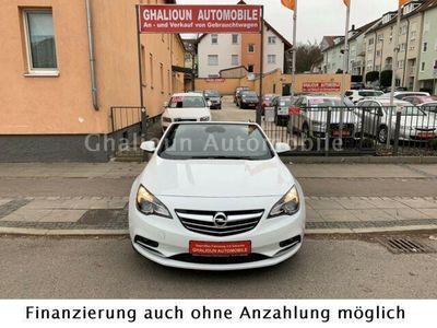 gebraucht Opel Cascada Edition ecoFlex * 1 HAND * TOP ZUSTAND *