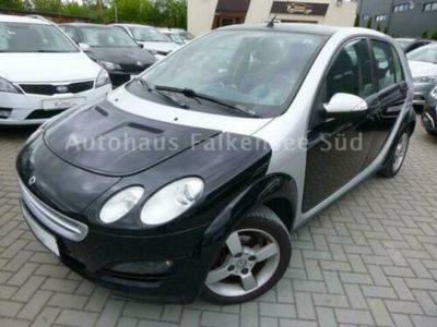 used Smart ForFour passion Klima/Panorama-Dach/Alu