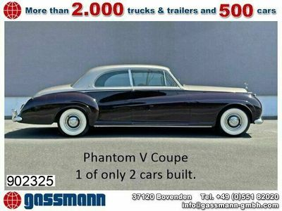 gebraucht Rolls Royce Phantom V Saloon Coupe, by James Young Matching als Sportwagen/Coupé in Bovenden