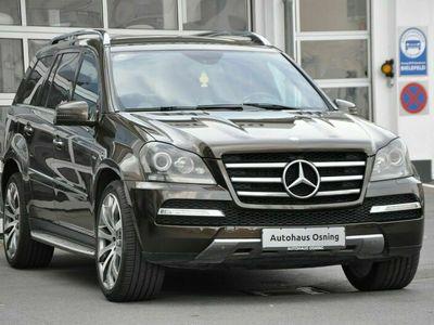 gebraucht Mercedes GL350 GL 3504MATIC 7 SITZE GRAND EDITION VOLL