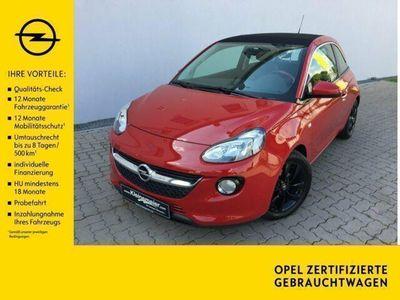 gebraucht Opel Adam 1.0 Turbo Open Air *el.Faltdach*Klima*