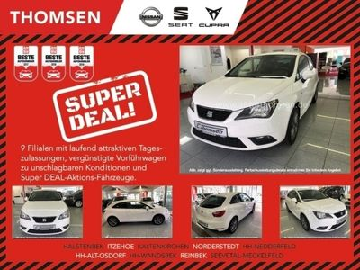 gebraucht Seat Ibiza SC i-Tech 1.2 MPI Navi Sportsitze