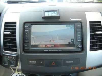 gebraucht Mitsubishi Outlander 2.2 DI-D 4WD Instyle