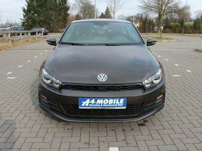 gebraucht VW Scirocco R-Line 2,0 TDI 135KW DSG EU6
