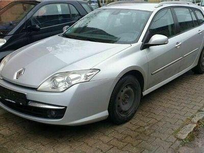 gebraucht Renault Laguna Kombi 2,0 dCi 1.Hand Unfall...