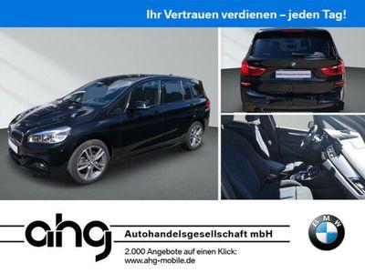 gebraucht BMW 218 Gran Tourer d xDrive M Sport Aut. EDC Head-Up