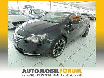 gebraucht Opel Cascada 1.6 Turbo Leder*Bi-Xenon*Klima*Tempomat