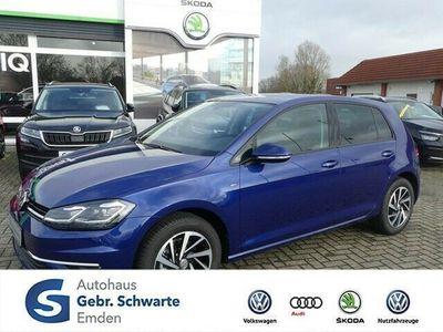 gebraucht VW Golf VII 1.6l TDI Join LED Navi Sitzh Kamera