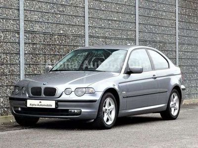 gebraucht BMW 318 Compact 3 318ti/Navi/Leder/Xenon/PDC