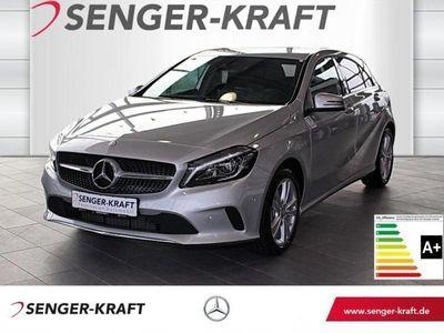 gebraucht Mercedes A180 A-Klassed Urban Navi LED-High Parkass. Sitzheizung