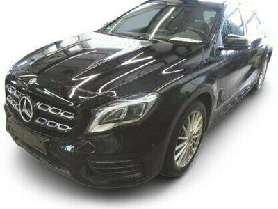 gebraucht Mercedes GLA250 GLA 250AMG Sport Night LED Navi SHZ Einparkh. P