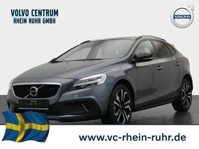gebraucht Volvo V40 CC Cross Country Pro T3 1.5 Leder LED Navi StandHZG e-Sitze HUD A Panorama Fe