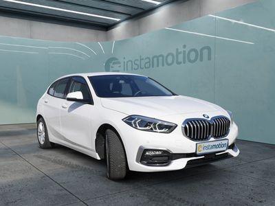 gebraucht BMW 118 118 iA Luxury Line LEDER+NAVI+LED