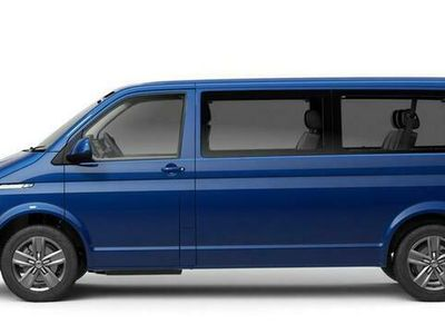 gebraucht VW Caravelle 6.1 Comfortline Cruise LR Climatronic/17 Zoll Devonport/Navi/Tempomat/Nebelscheinwerfer mit Kurvenlicht