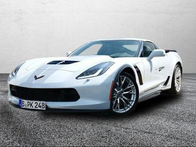 gebraucht Corvette Z06 ONSTAR XENON BOSE HUD NAVI SITZBELÜFTUNG EU6