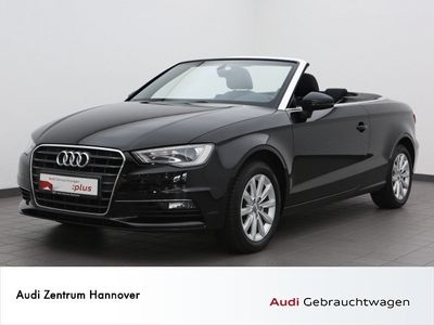 gebraucht Audi A3 Cabriolet Attraction 1.6 TDI clean diesel 81 kW (110 PS) 6-Gang