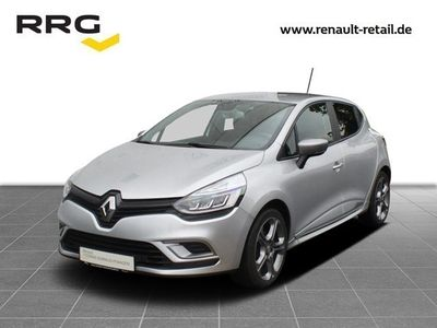 gebraucht Renault Clio IV ClioINTENS TCe 120 GT-Line