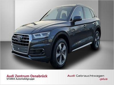 gebraucht Audi Q5 40 TDI S tronic quattro sport AHK ACC VirtualCP